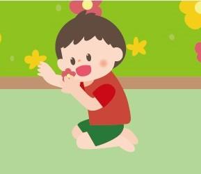 不可隨意觸摸花草植物