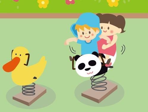 遊戲時須注意孩子的團體行為